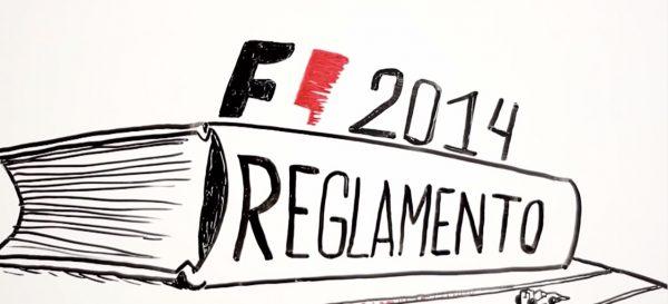 Reglamento 2014 para la F1 por Videas!