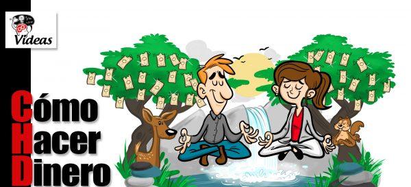 Cómo hacer dinero. Content marketing con scribing