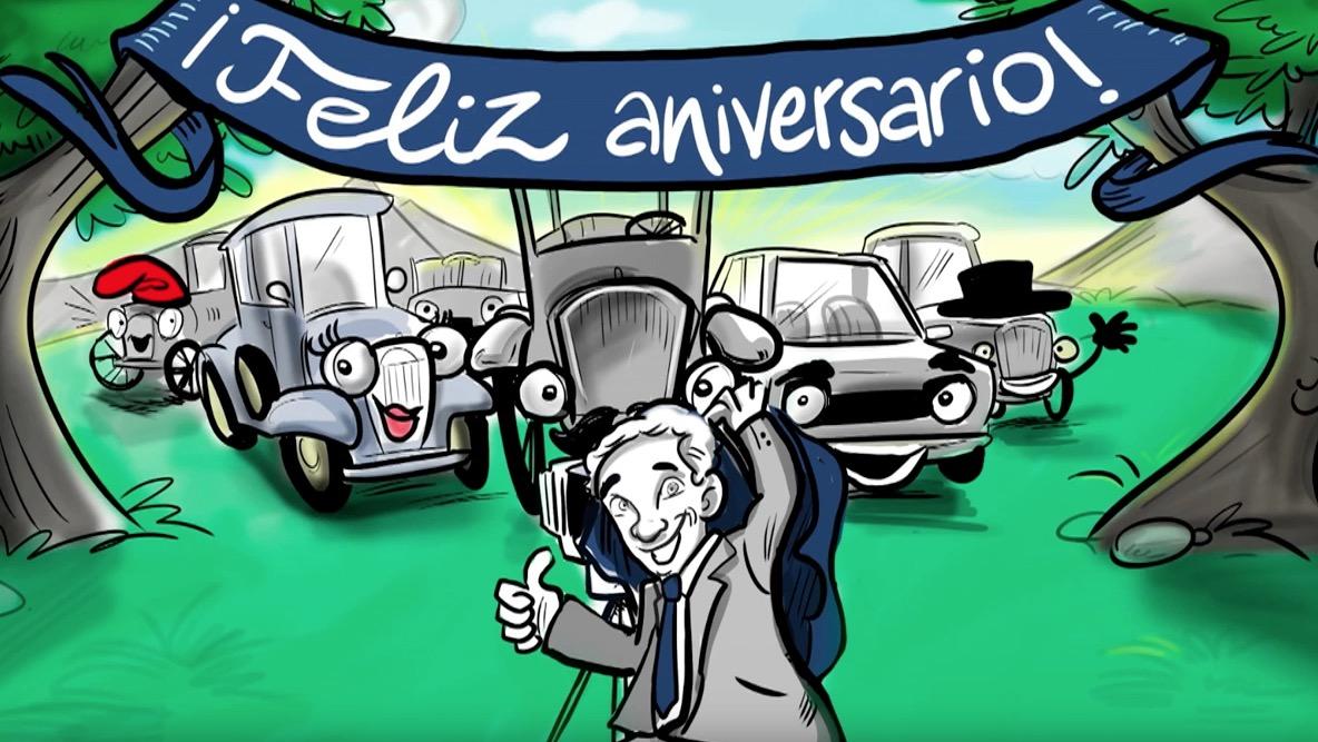 40 Aniversario con Ford